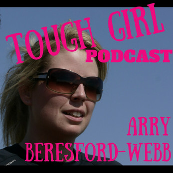 Tough Girl - Arry Beresford-Webb - First person to run 1027 miles around the perimeter of Wales! Ove