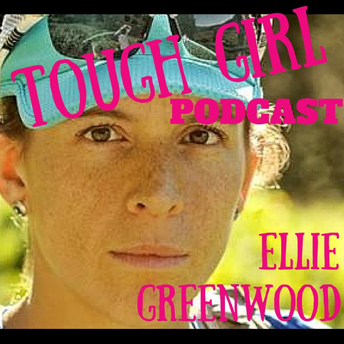 Ellie Greenwood - British Ultra Runner, who is a 2x 100km World Champion and 1st British women to wi