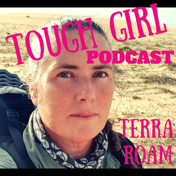Tough Girl - Terra Roam became the first woman to walk 17,000km, solo and unsupported around Austral