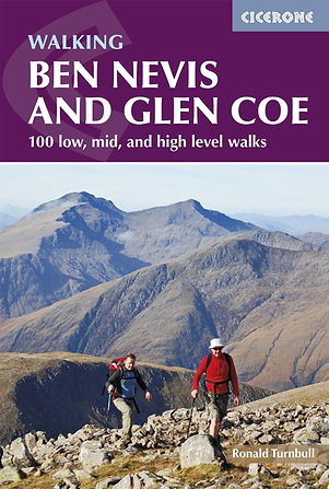 Ben Nevis and Glen Coe 100 low, mid, and high level walks