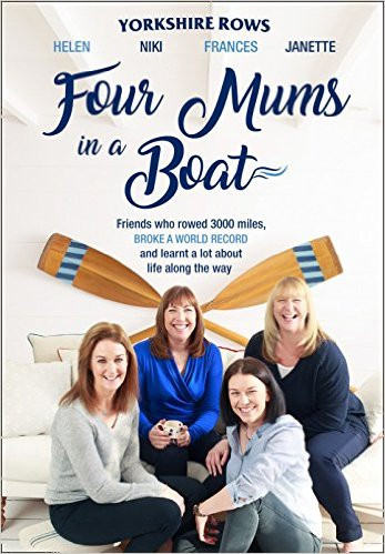 Coming Soon! - FOUR MUMS IN A BOAT