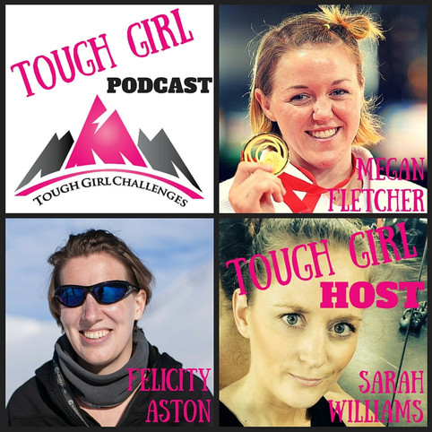 2 More AMAZING Women on the Tough Girl Podcast!