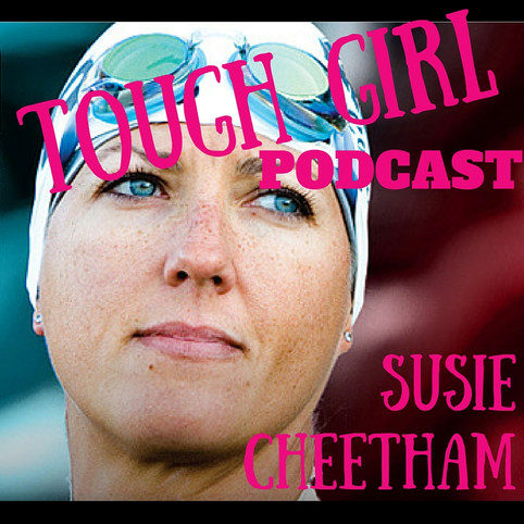 Tough Girl - Susie Cheetham - Professional Triathlete. 6th place at Kona 2015.