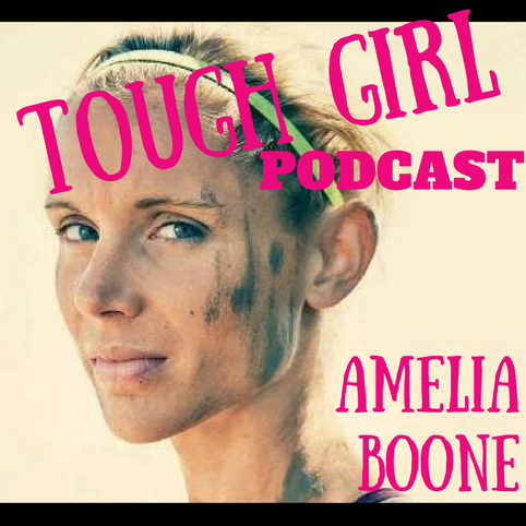 Tough Girl - Amelia Boone - full-time attorney, 3X World's Toughest Mudder Champion & Spartan Ra