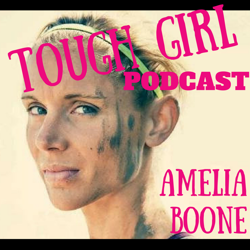 Amelia Boone - full-time attorney, 3X World's Toughest Mudder Champion & Spartan Race World Champion!!