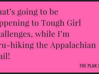What's going to be happening to Tough Girl Challenges?