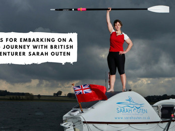 6 Tips for Embarking on a Long Journey With British Adventurer Sarah Outen