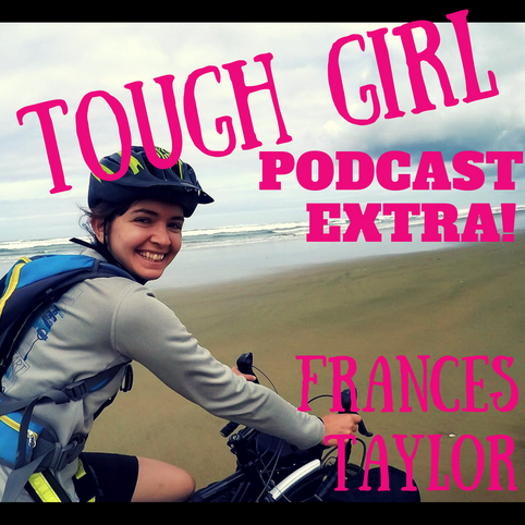Frances Taylor - Running, building self confidence, and quitting her job to cycle 3,000 miles around