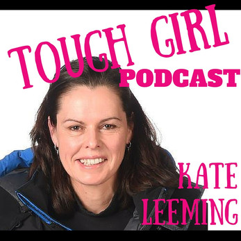 Tough Girl - Kate Leeming - Australian Cycle Enthusiast, Educator, and First Women to Cycle Across t