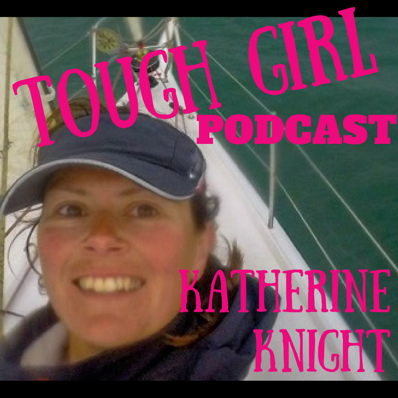 Katherine Knight - A qualified Yachtmaster Ocean, offshore racer and has won international speed sailing competitions as well as the women's European title in her Moth.