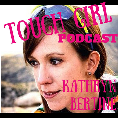 Tough Girl - Kathryn Bertine - Professional Cyclist & Activist - Advocating for Equality in Wome