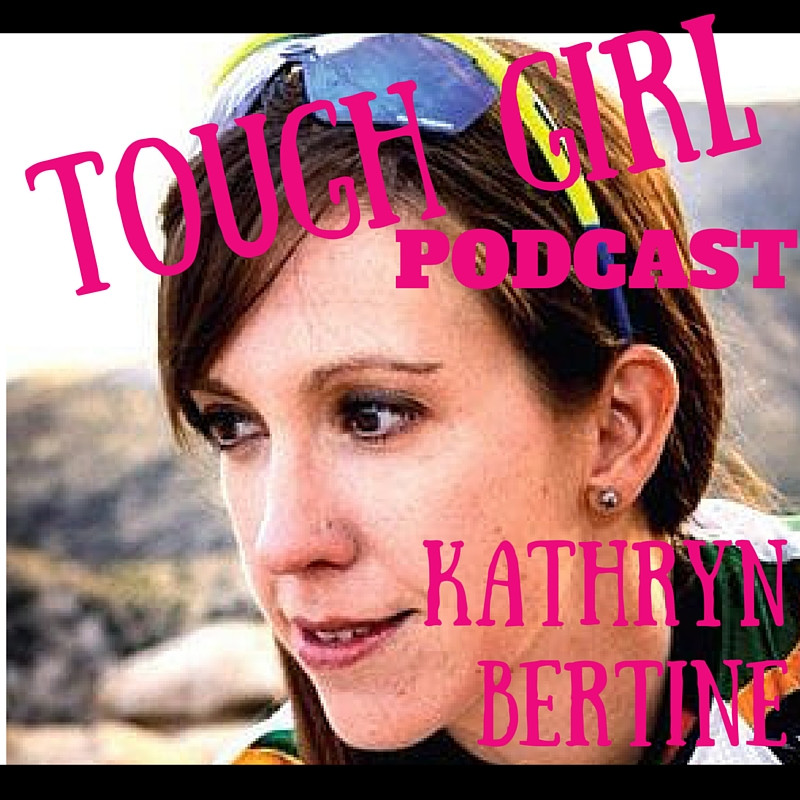 Kathryn Bertine - Professional Cyclist & Activist - Advocating for Equality in Women's Sports.