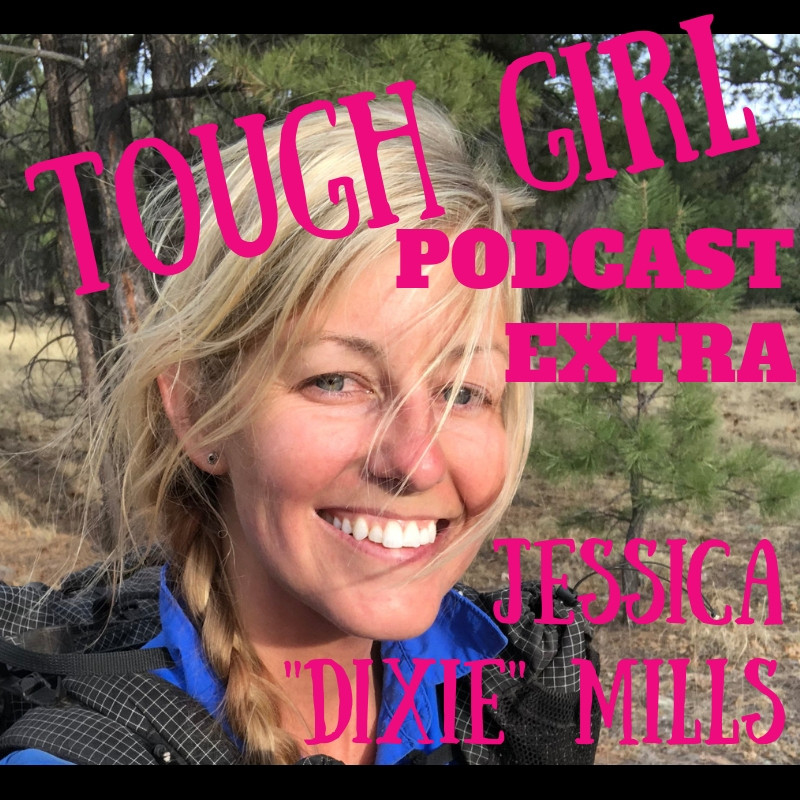 """Jessica """"Dixie"""" Mills - Thru hiking the Pacific Crest Trail (PCT) & the Continental Trail Divide (CDT) thereby completing the """"triple crown"""" of hiking!"""