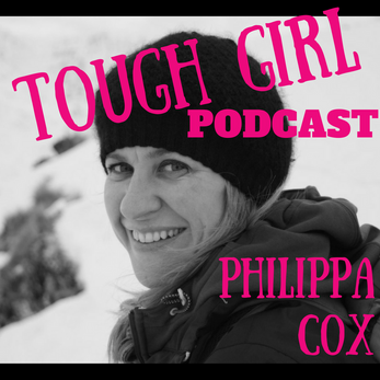 Tough Girl - Philippa Cox - Shares more about her solo Cycle Odyssey, a Journey of 5,000 miles from