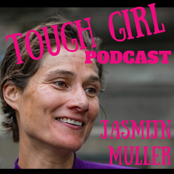 Jasmijn Muller - Ultra Cycling, breaking records, dealing with failure and saddle sores!