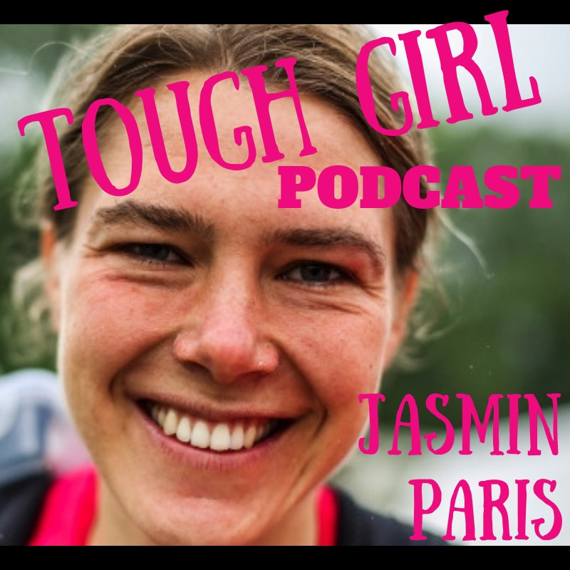 Jasmin Paris - British ultra runner who won the 268-mile Spine Race and first woman to win the race outright!