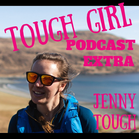Jenny Tough - Running across 2 mountain ranges - the Atlas of Morocco, and the Bolivian Andes!