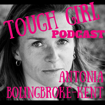 Tough Girl - Antonia Bolingbroke-Kent - a travel writer and ladyventurer with a particular love of w
