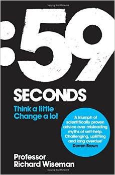 Blinkist - Inspiring Books! 59 Seconds By Professor Richard Wiseman