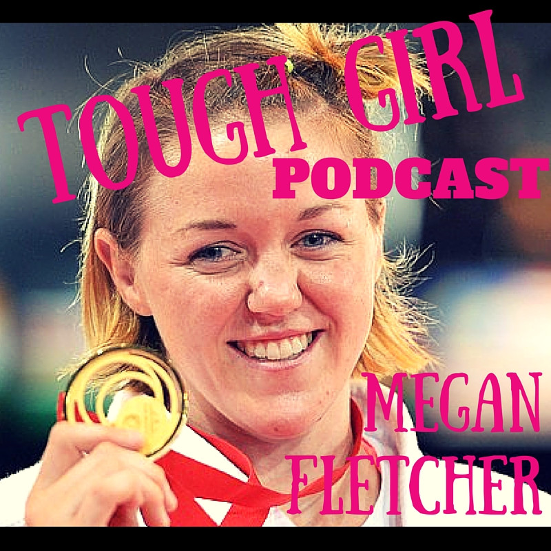 Megan Fletcher - GB Judo Athlete - Commonwealth Champion Glasgow 2014