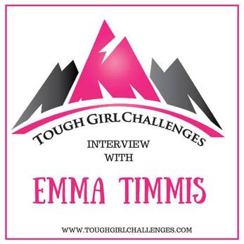 Tough Girl Podcast - Emma Timmis
