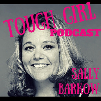 Tough Girl - Sally Barkow a former Olympic sailor and most recently on board the all-female Team SCA