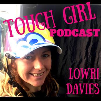 Tough Girl - Lowri Davies - Kayaker, European Freestyle Champion & adventurer who has paddled in