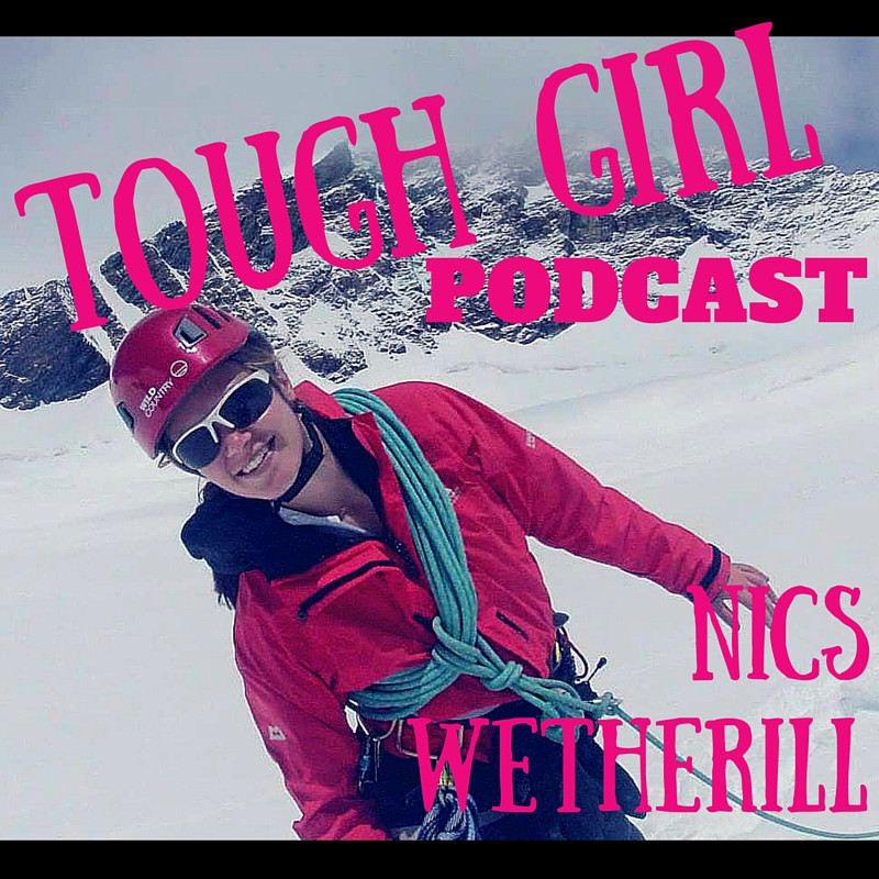 Nics Wetherill - British Army Dr, Ironman finisher & training for the Ex Ice Maiden Challenge!