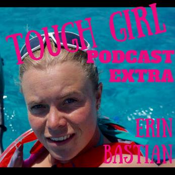 Tough Girl EXTRA - Erin Bastian - Sea and wildwater kayaking, with expeditions to Sardinia & Pat