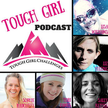 What have people been saying about the Tough Girl Podcast?
