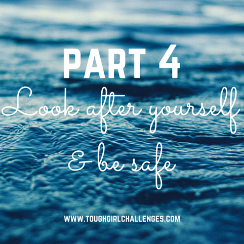 TRAVEL Part 4 - Look after yourself and be safe