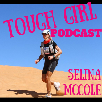 Selina McCole - A 43 year old married mother of 2 who ran the Marathon des Sables 2016!