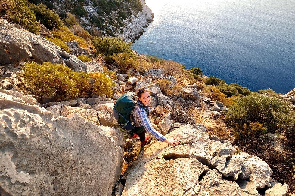 Sarah Williams - Lycian Way, Turkey