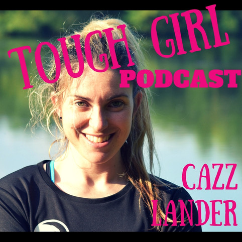 Cazz Lander - running ultras, doing 12 challenges in 12 months & training to row the pacific ocean!
