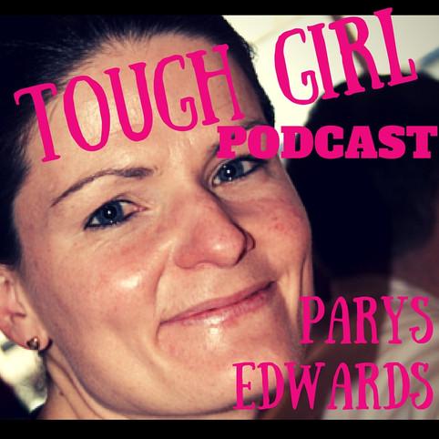 Tough Girl - Parys Edwards - Professional triathlete representing Great Britain.