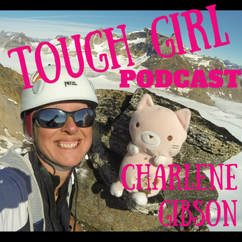 Tough Girl - Charlene Gibson - Oldest British women to summit Cho Oyu in 2016 and now heading to cli