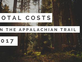 Total Costs - Appalachian Trail