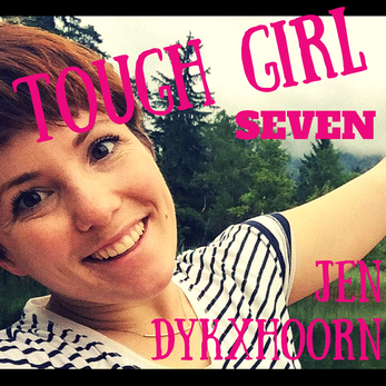 Tough Girl 7 - Jen Dykxhoorn will be biking the iconic LEJOG - Lands End to John O'Groats, acro