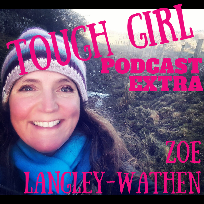 Zoe Langley-Wathen - Her love for long distance walking, #100mappydays & Head Right Out