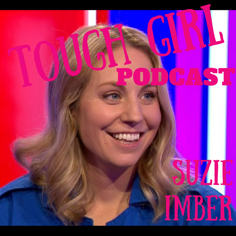 Tough Girl - Dr. Suzie Imber - Associate Professor of planetary science at the University of Leicester, mountaineer, rower, rock climber, & runner.
