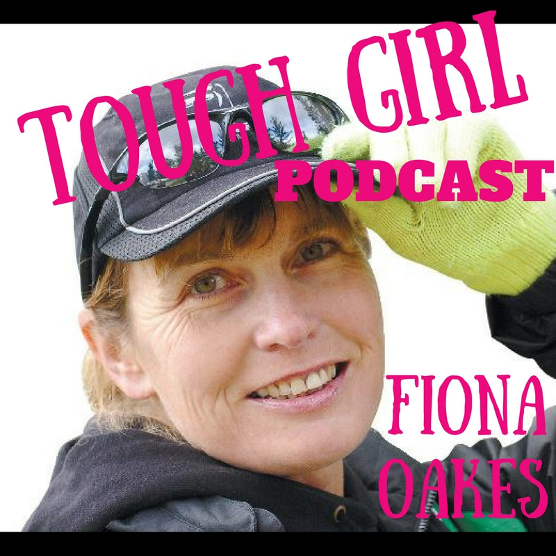 Tough Girl - Fiona Oakes - The vegan 'Queen of the Extreme' - A British marathon runner, who holds three world records for marathon running!