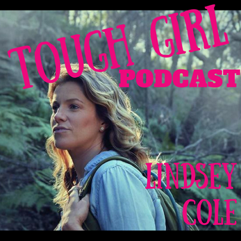 Tough Girl - Lindsey Cole - Adventurer & Storyteller  - Who walked the  length of the Rabbit Pro