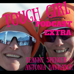 Leanne Spencer and Antonia Bannasch
