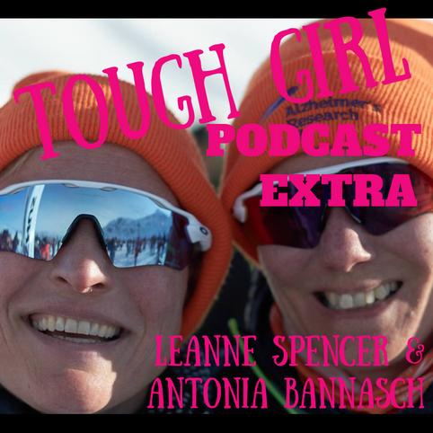 Leanne Spencer & Antonia Bannasch - The Worlds Toughest Ski Race: The Arctic Circle Race, Greenl