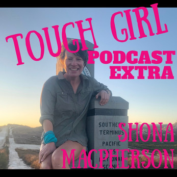 Shona Macpherson - Hiking the Pacific Crest Trail - 2,650 miles SOBO from Canada to Mexico!