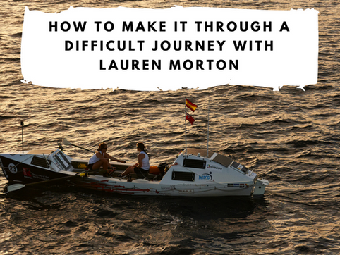 How to Make it Through a Difficult Journey with Lauren Morton