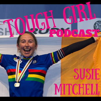 Tough Girl - Susie Mitchell  - How she trained through pregnancy and won her 1st World Masters Track