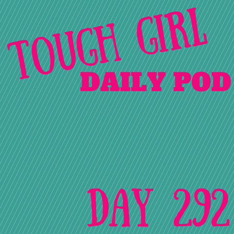 Tough Girl Daily PODCAST! Thursday 19th October - Uni work & uni work & more uni work!!!