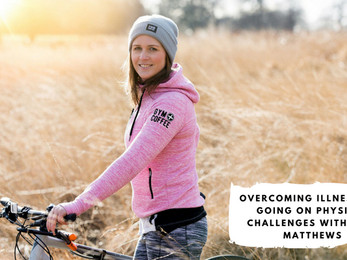 Overcoming Illness and Going on Physical Challenges with Kiko Matthews