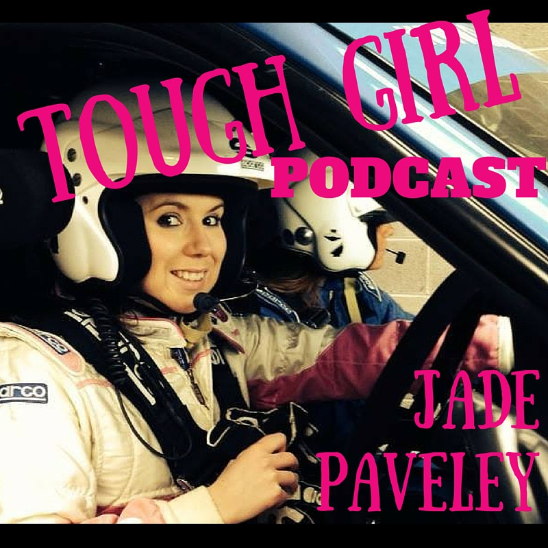 Jade Paveley - Professional Sports Car Driver for Mazda Motors UK